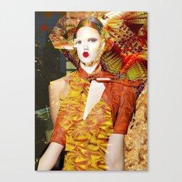 Lady Elle Canvas Print