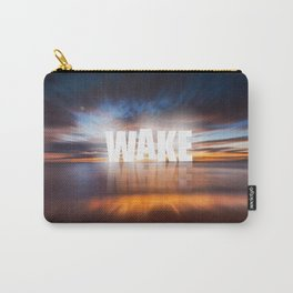 WAKE+MAKE Carry-All Pouch