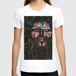 Human colors by Jana Sigüenza T-shirt