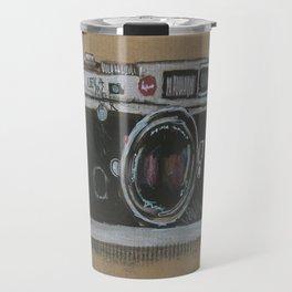 Diddie Doodle the Camera Travel Mug