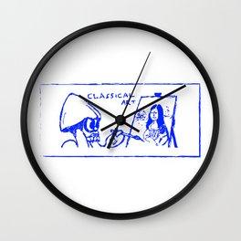 Classical art (Splatoon) Wall Clock