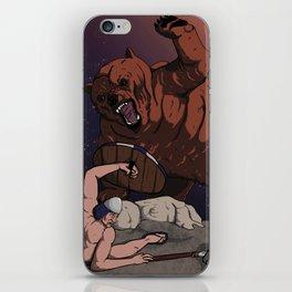 Savagery iPhone Skin