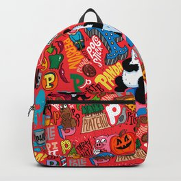 The Letter P Backpack