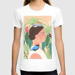 Bird Whisper T-shirt