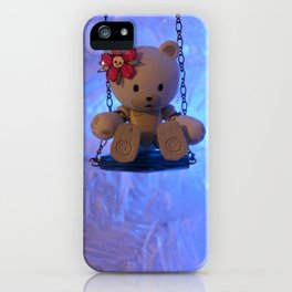 Beargguy Christmas. iPhone Case