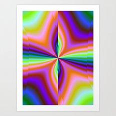 Fractal 4 Art Print