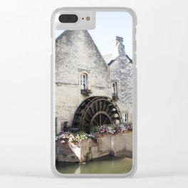 Beautiful Bayeux Clear iPhone Case