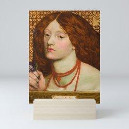 Dante Gabriel Rossetti - Regina Cordium, 1816 Mini Art Print