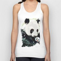 mother Tank Tops featuring Mother by Jaleesa McLean