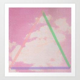What Do You See II Art Print