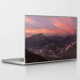 Banff at Dusk Laptop & iPad Skin
