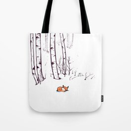 grow cold now Tote Bag