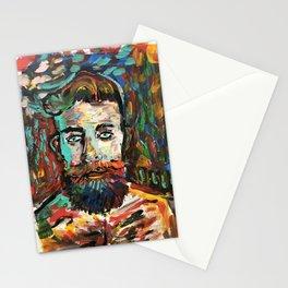 Sam con La Barba Stationery Cards