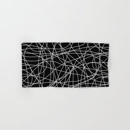 Wires #2 Hand & Bath Towel