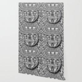 Ode To MC Escher Library of Congress Orb Wallpaper