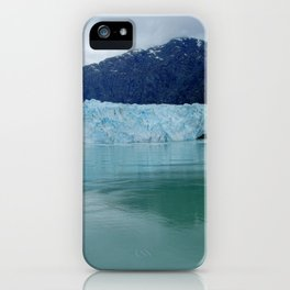Alaska Blue Iceberg Pristine Wilderness iPhone Case