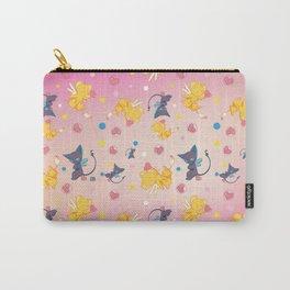 Spinell & Kerochan Pattern Carry-All Pouch