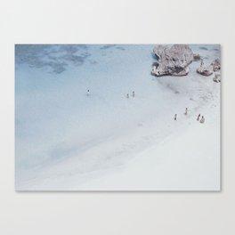 Beach Day 2 Canvas Print