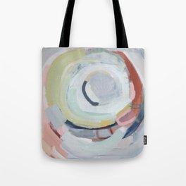 Waves: Mint Tote Bag