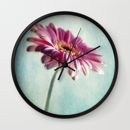A Shade Of Pink Wall Clock