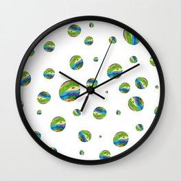 Not enough Jupiters Wall Clock