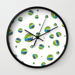 Not enough Jupiters Wall Clock