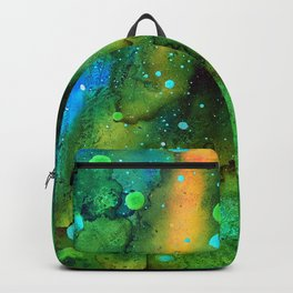 Green Smoke Backpack