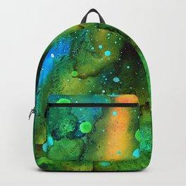 Green Smoke Backpack