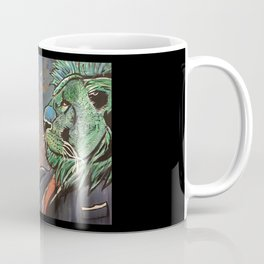 Business Lion Coffee Mug
