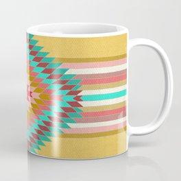 FIESTA (teal) Coffee Mug