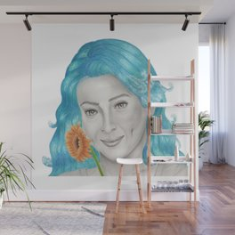 Have a Beautiful Day2 / Hair Day2 Wall Mural