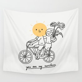 You are my sunshine 2 Wall Tapestry