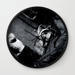 this is a selfish self-awareness, chapter 9 (part 2) Wall Clock