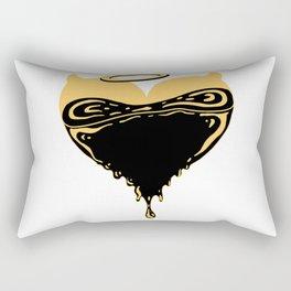 Alice Angel, my valentine Rectangular Pillow