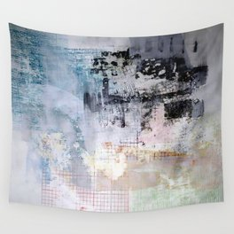 Session 29: Twisted Future (Flux in the Battlemarket) Wall Tapestry
