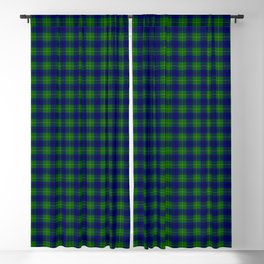 Johnston Tartan Plaid Blackout Curtain