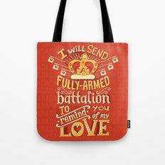 Battalion Tote Bag