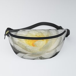 White Water Lily Photograph Fanny Pack