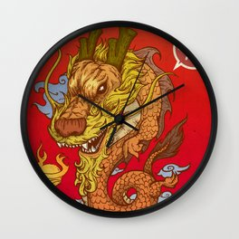 CNY Wall Clock