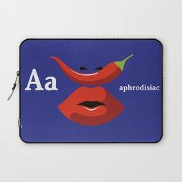 ABSEX. Sex A through Z. Laptop Sleeve