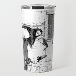 asc 776 - Le tease à Venise (Selfie in a city by the sea) Travel Mug
