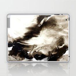Black + White 2 Laptop & iPad Skin
