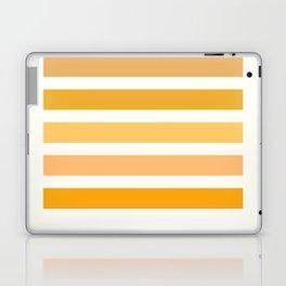 Halloween Colors Art Print Laptop & iPad Skin