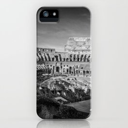 Coliseum or Colosseum, Rome, Italy iPhone Case