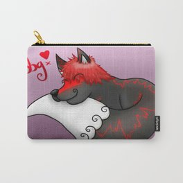 Sleepy Foxy Carry-All Pouch