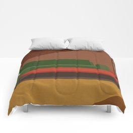 Quiet Morning Comforters