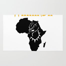 Black Panther Wakanda Is Not A Shithole Country Rug