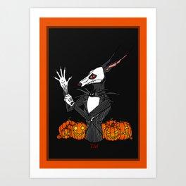Happy Halloween Twenty Fourteen Art Print