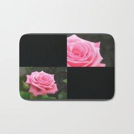 Pink Roses in Anzures 4 Blank Q2F0 Bath Mat