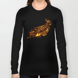 Lava Long Sleeve T-shirt